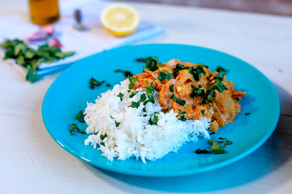 HEURA AL CURRY BY Foods for Tomorrow